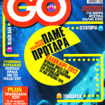 GO Magazine Cover