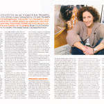 Purple Magazine. Unwitnessed Memories. Anastasia Papadopoulou Interview page2. December 2007