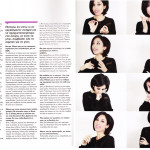 Socrates & Soc Interview Athena Xenidou p3-4. Purple Magazine. February 2008
