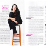 The Good Body - Interview Athena Xenidou 2. Madame Figaro. April 2013