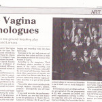 The Vagina Monologues. Cyprus Weekly2