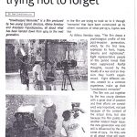 Unwitnessed Memories. Cyprus Weekly